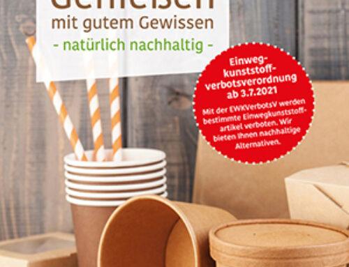 Nachhaltige Alternativen – Verpackung